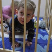 Детский деревянный манеж: инструкция по применению