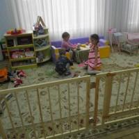 Создание игровой комнаты для ребенка от рождения до года