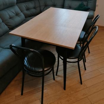 Стол раздвижной 1200*800