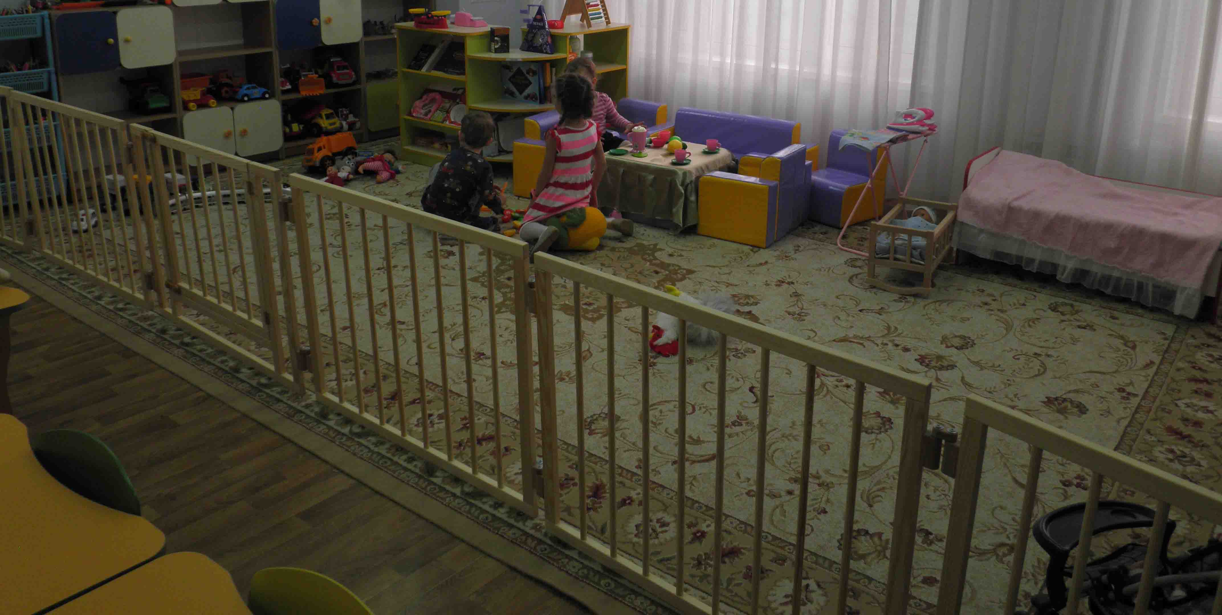 Купить детский манеж от опасностей в интернет магазине Manezhi.com